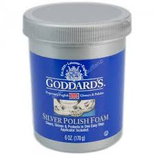 Silver Polish Foam Goddards 170G