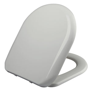 Toilet Seat Haron Florenze Soft Close Multi Fix C=66-166mm TS-1800