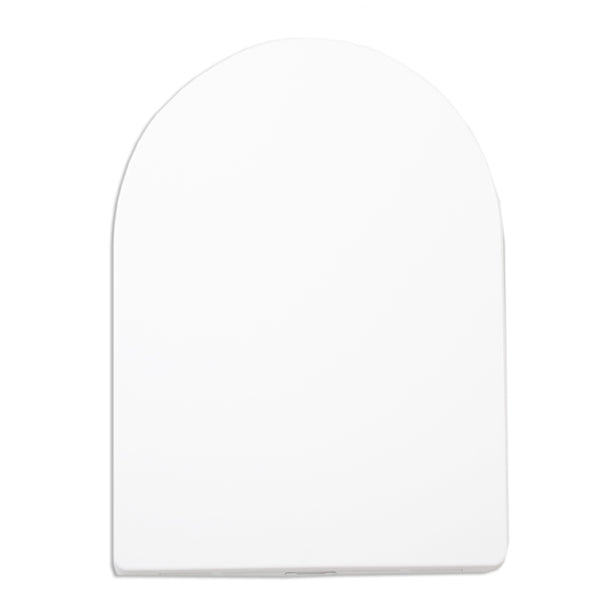Toilet Seat Haron D-Shape Soft Close Multi Fix TS-2150