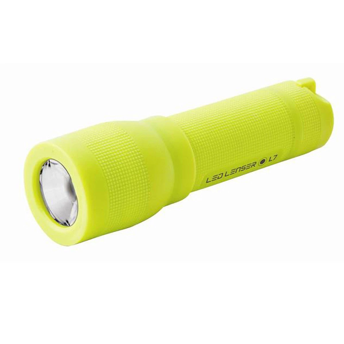 Torch Led Ledlenser L7 - 115Lm -High Visibility Yellow - Clamshell
