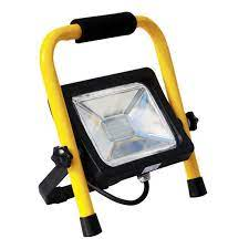 Ultracharge Worklight Led Stand 20W Yellow