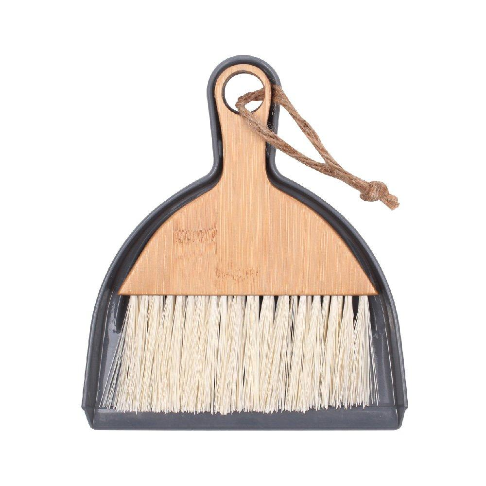 Dustpan & Brush Set Mini White Magic Eco Basics