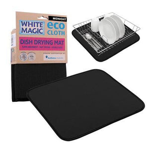 Mat Dish Drying White Magic Eco Midnight
