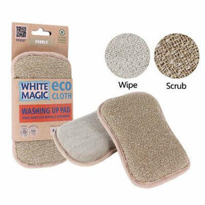 Pad Washing Up White Magic Eco Pebble