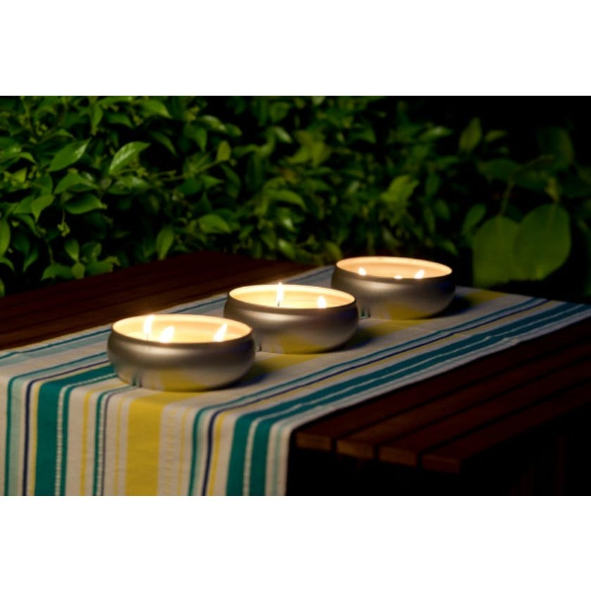 Candle Citronella Large Tin