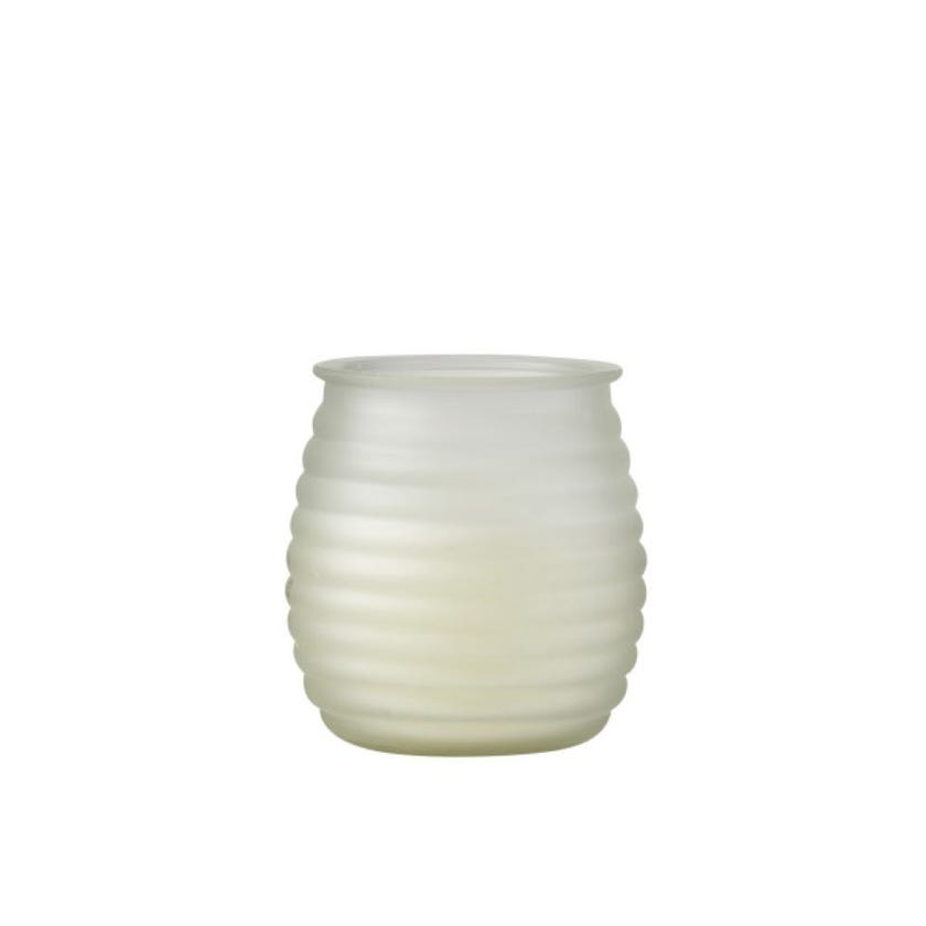 Citronella Candle Glass Jar