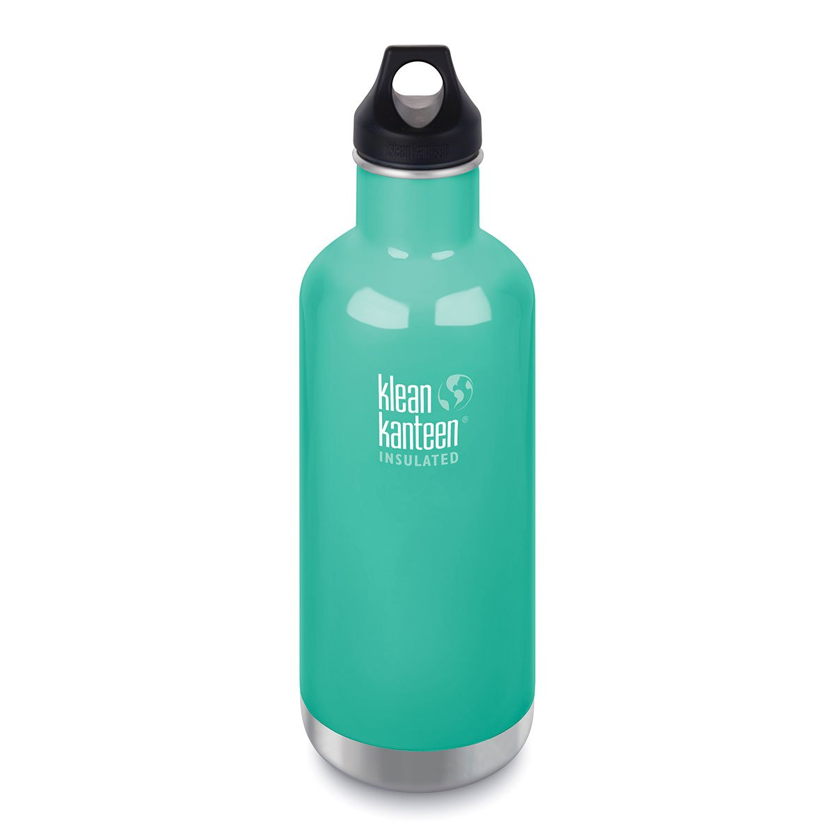 Klean Kanteen 32oz Insulated Classic Loop Sea Crest