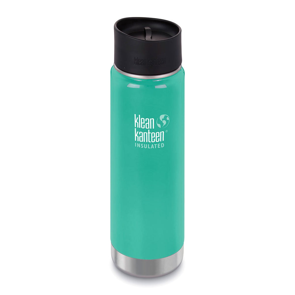 Klean Kanteen 20oz Wide Insulated Cafe Cap Sea Crest