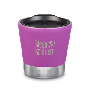 Klean Kanteen 8oz Insulated Tumbler (w/Tumbler Lid) Berry Bright