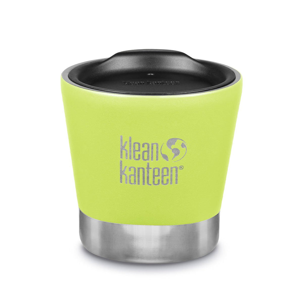Klean Kanteen 8oz Insulated Tumbler (w/Tumbler Lid) Juicy Pear