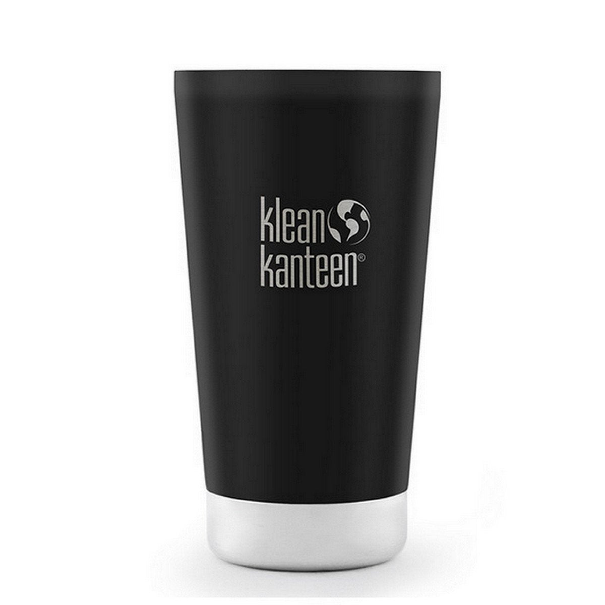 Klean Kanteen 16oz Insulated Tumbler Shale Black