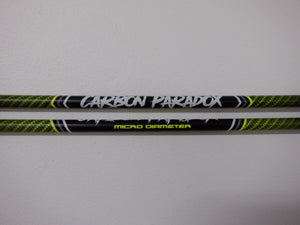 Carbon Paradox Arrows 400 spine