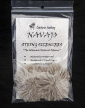 Load image into Gallery viewer, Navajo String Silencer
