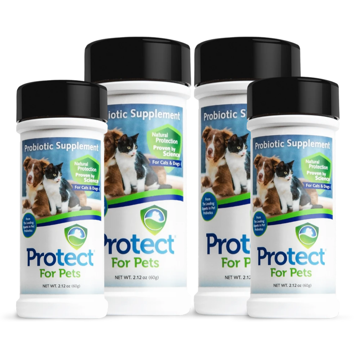 60 Day Supply - Protect® For Pets Probiotic
