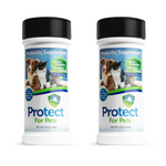 Protect® For Pets - Probiotic Health Supplement - Shaker Bottle Version