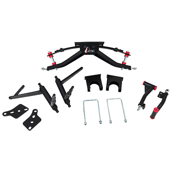 Club Car DS GTW 6″ Double A-Arm Lift Kit (Fits Select Gas and Electric Models) SKU GTW 18145