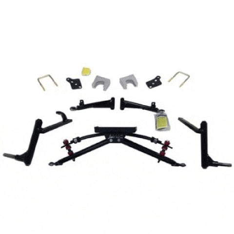 Jake's Club Car DS 6″ Double A-Arm Lift with H/D Rear (Fits 1981-2004.5 SKU JK 7471