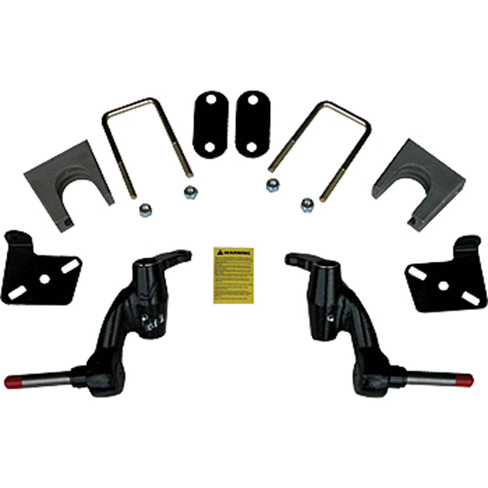 Jake's E-Z-GO RXV Gas 6″ Spindle Lift Kit (Fits 2014-Up) SKU JK 7505