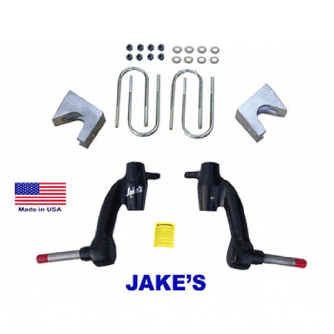 Jake's E-Z-GO RXV Electric 6″ Spindle Lift Kit (Fits 2014-Up) SKU JK 7506
