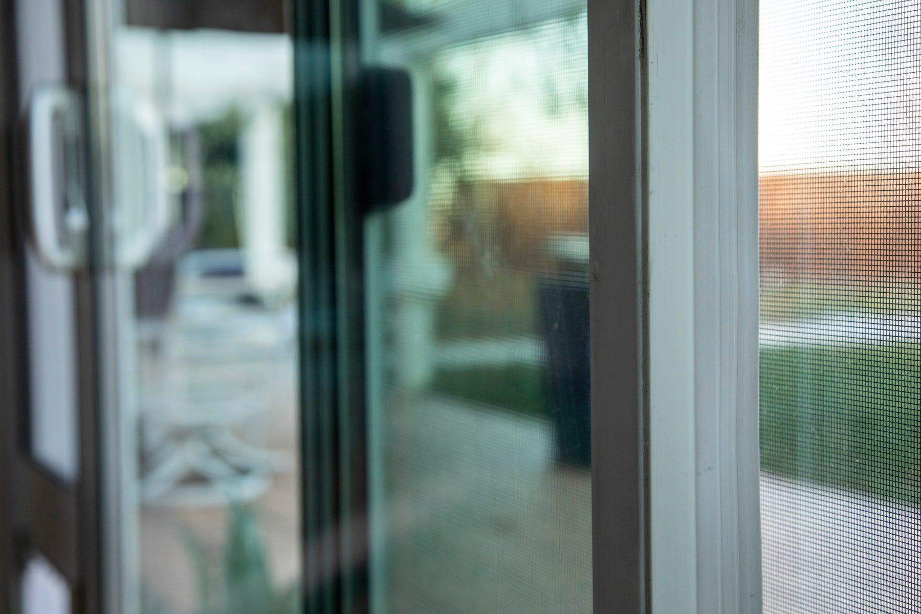 Energy efficient homes have dual pane windows as well as LoE glass to help insulate
