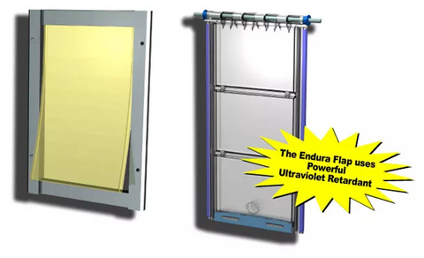 Endura Flap - Very UV Resistant