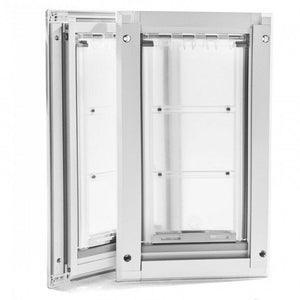 endura flap white kennel dog doors