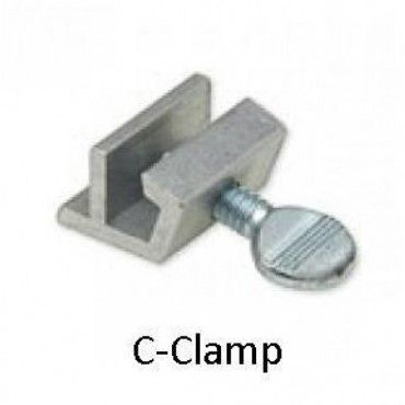 C-Clamp Lock for Pet Door Patio Panels | Sliding Glass Dog Doors Safety Concerns | Security