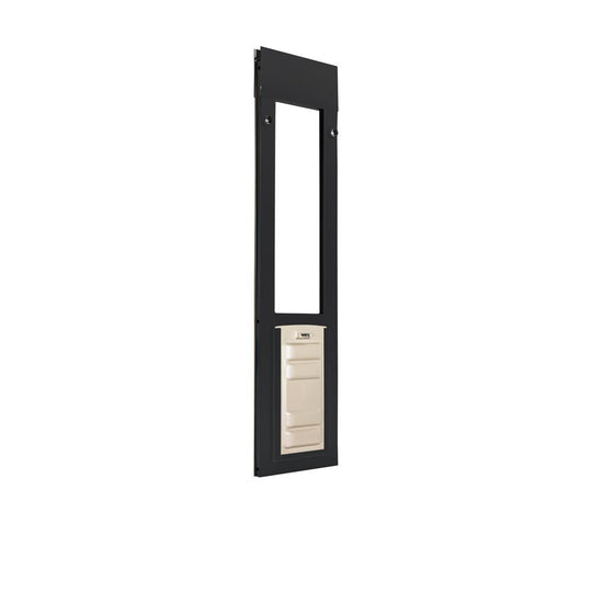 locking cover for endura flap pet door is made of ABS Plastic