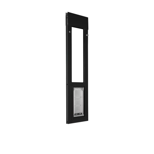 bronze small sliding windows pet door for your kitty