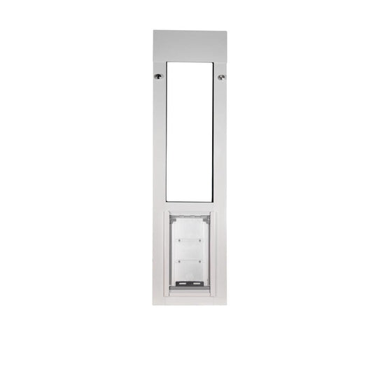 white endura windows cat door