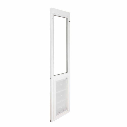 Endura door Size Small. The Endura Flap is the best dog door for cold weather engineered to withstand -40 degree severe weather.
