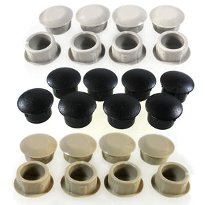 Colored hole plugs for All Endura Doggie Doors for Door Mounts and Wall Mounts