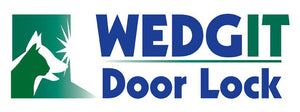 wedgit door lock company logo