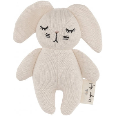 ORGANIC COTTON SOFT TOY RABBIT
