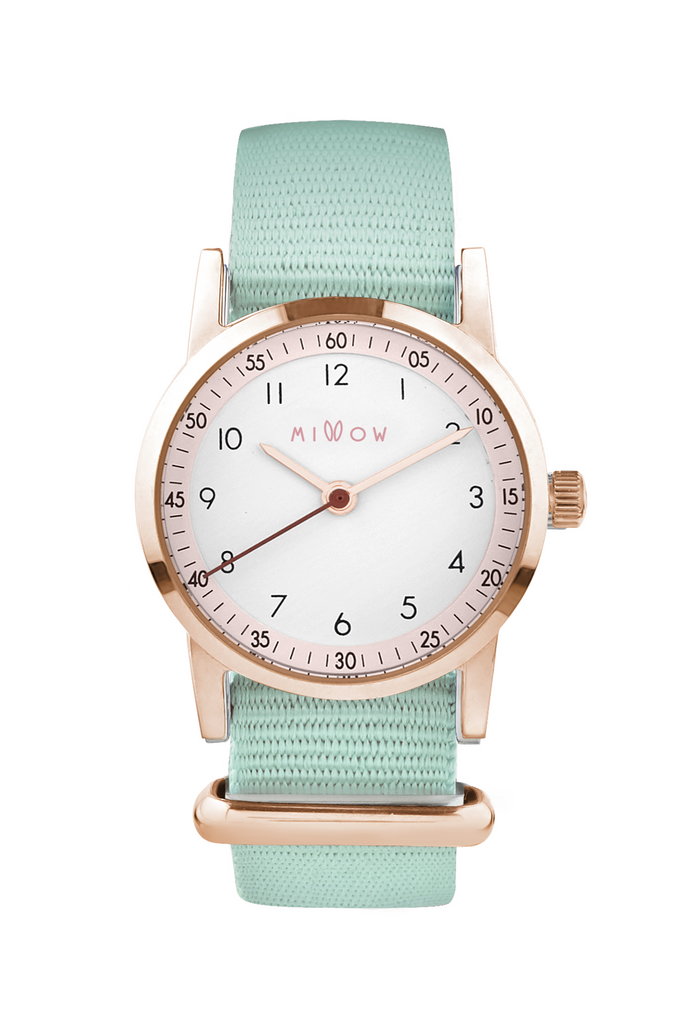 MILLOW WATCH BLOSSOM, MINT