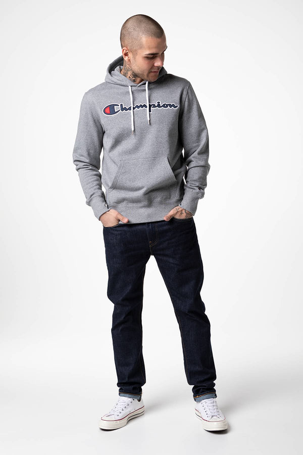 #00047  Champion одяг, блузка HOODED SWEATSHIRT EM525 GREY
