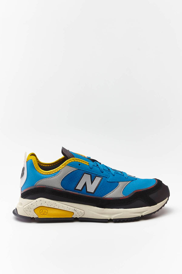 #00018  New Balance взуття, кросівки MSXRCHSD NEO CLASSIC BLUE WITH BLACK/VARSITY GOLD