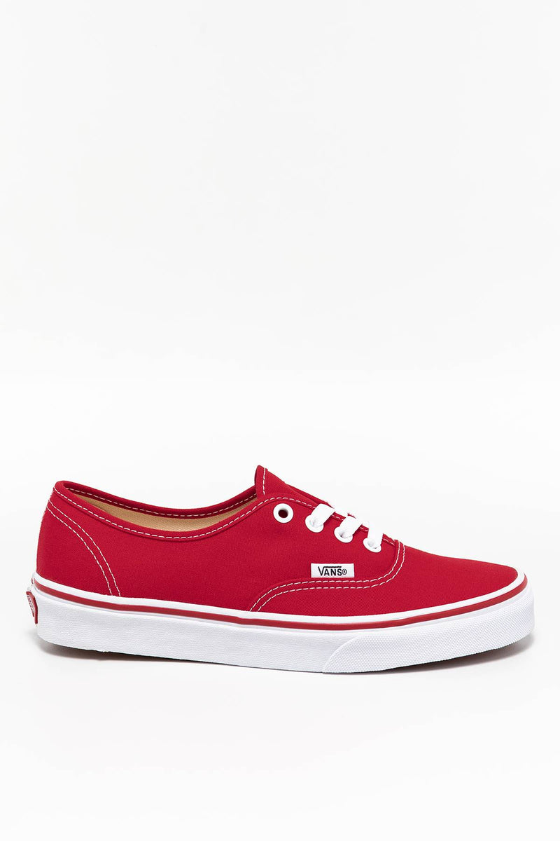 #00017  Vans взуття, кеди Authentic RED