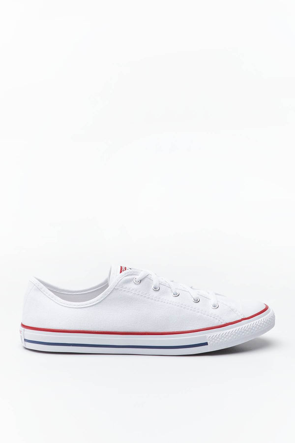 #00069  Converse взуття, кеди CHUCK TAYLOR ALL STAR DAINTY NEW COMFORT 981 WHITE/RED/BLUE