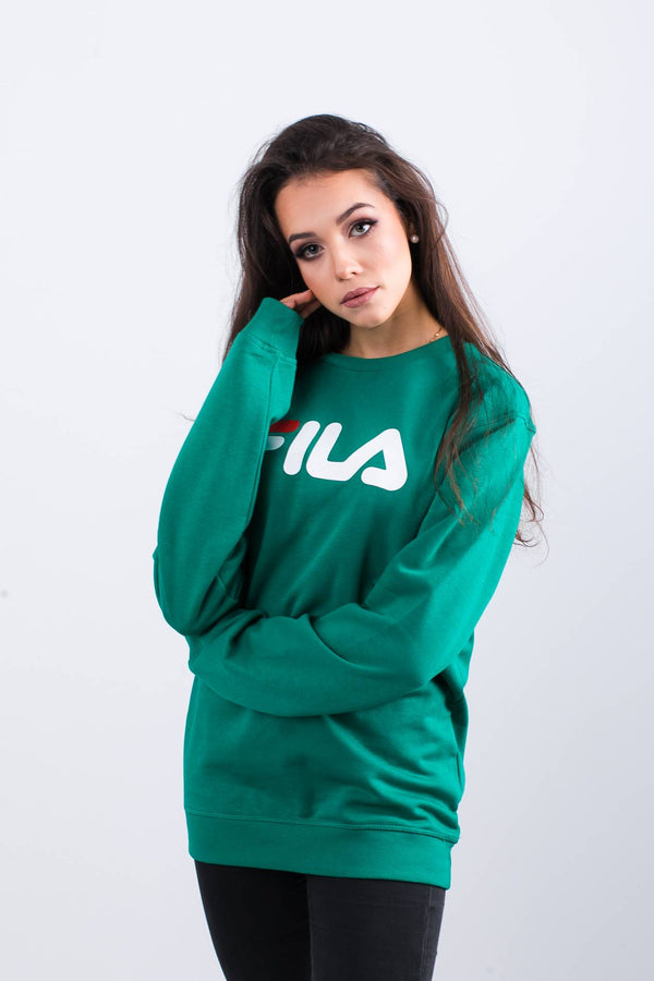 #00063  Fila одяг, блузка PURE CREW SWEAT 177 SHADY GLADE