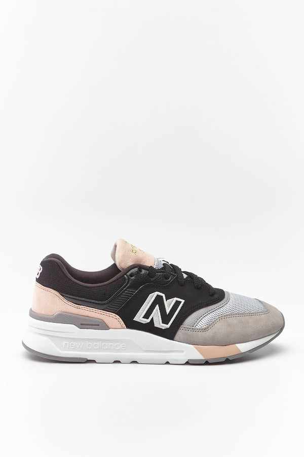 #00003  New Balance взуття, кросівки CW997HAL BLACK WITH SMOKED SALT