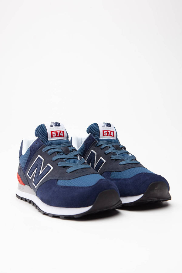 #00029  New Balance взуття, кросівки ML574EAE BLACK/NAVY