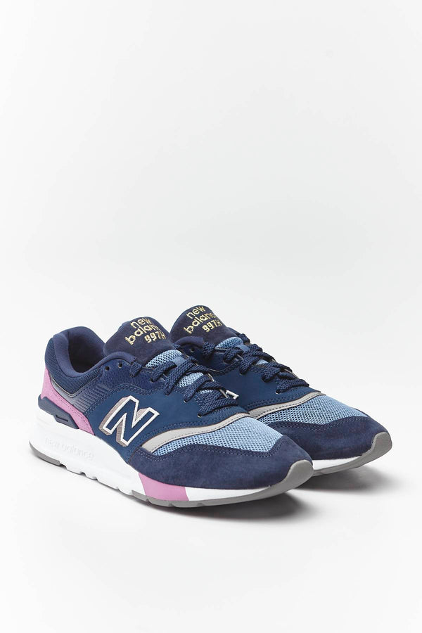 #00023  New Balance взуття, кросівки CW997HAM NATURAL INDIGO WITH DUSTY CEDAR