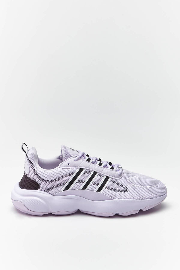 #00116  adidas взуття, кросівки HAIWEE 458 PURPLE TINT/CLOUD WHITE/CORE BLACK