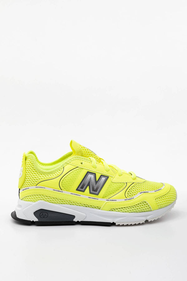 #00008  New Balance взуття, кросівки WSXRCHKC LEMON SLUSH WITH BLACK