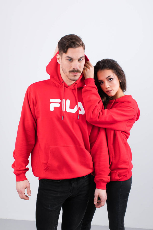 #00021  Fila одяг, блузка PURE HOODY 006 TRUE RED