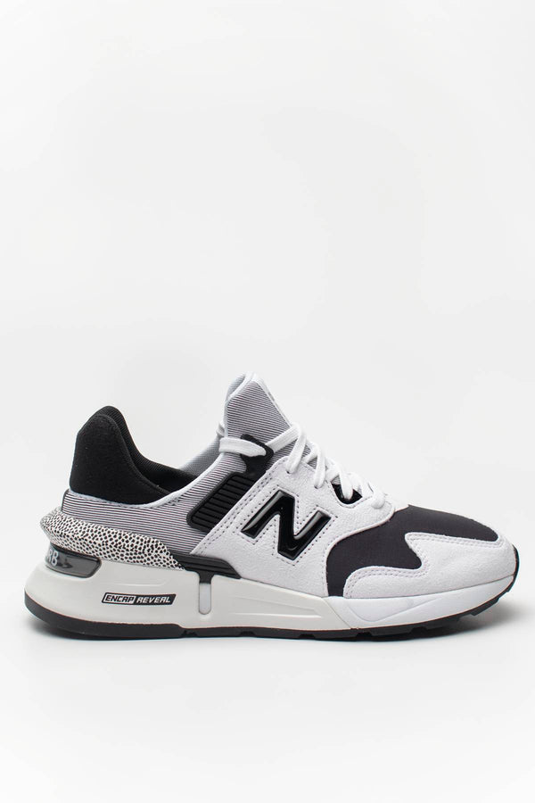 #00059  New Balance взуття, кросівки WS997JCF WHITE WITH BLACK