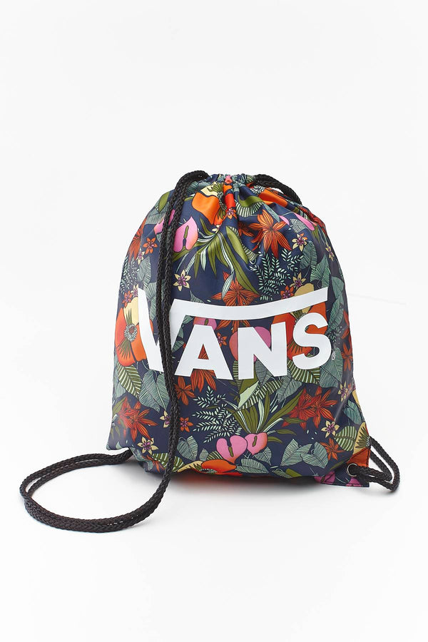 #00086  Vans сумки та рюкзаки, рюкзак BENCHED BAG W14 MULTI TROPIC DRESS BLUES