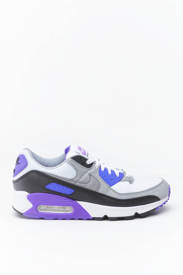 #00027  Nike взуття, кросівки AIR MAX 90 104 WHITE/PARTICLE GREY