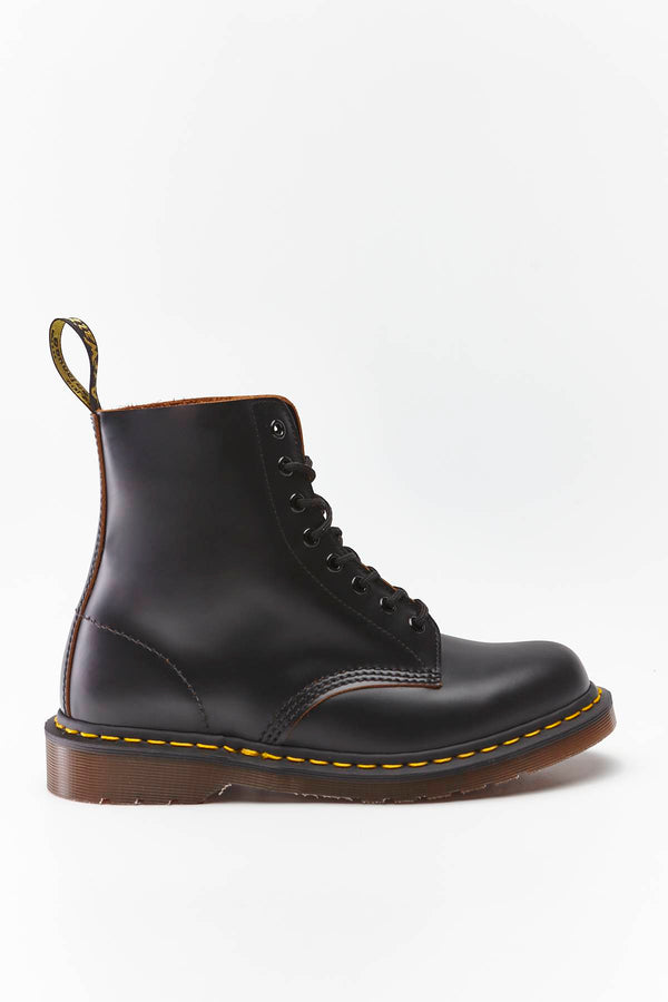 #00066  Dr.Martens взуття, чоботи 1460 VINTAGE MADE IN ENGLAND BLACK QUILON